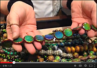 Mirage color changing mood beads video