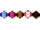 Swarovski Bead Mixes bicone 6mm Equine fancy