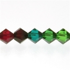 Swarovski Bead Mixes bicone 6mm Happy Holidays