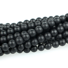 Black Onyx 4mm round black