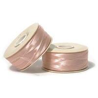 size B baby pink Nymo Thread