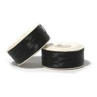 size D black Nymo Thread