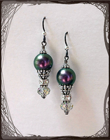 Once Upon A Time Swarovski Scepter Earrings