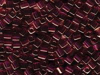 Image Miyuki cube 4mm cinnamon gold luster