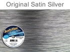 .014 (thin), 21 strand original satin silver Soft Flex Wire