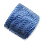 extra-heavy #18 blue Superlon bead cord