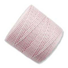extra-heavy #18 blush Superlon bead cord