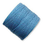 extra-heavy #18 carolina blue Superlon bead cord