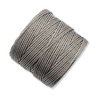 extra-heavy #18 cocoa Superlon bead cord
