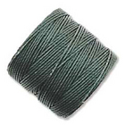 extra-heavy #18 evergreen Superlon bead cord