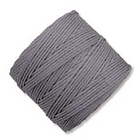 extra-heavy #18 grey Superlon bead cord