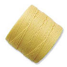 extra-heavy #18 golden yellow Superlon bead cord