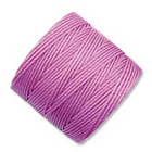 extra-heavy #18 light orchid Superlon bead cord