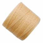 extra-heavy #18 corn silk Superlon bead cord