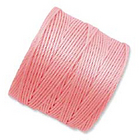 extra-heavy #18 light  pink Superlon bead cord