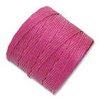 extra-heavy #18 magenta Superlon bead cord