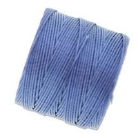 extra-heavy #18 periwinkle Superlon bead cord