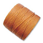 extra-heavy #18 rust Superlon bead cord