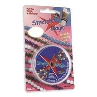 .5mm round clear Stretch Magic