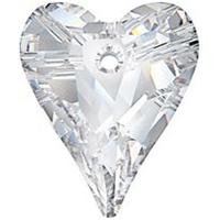 Image wild heart pendant 6240