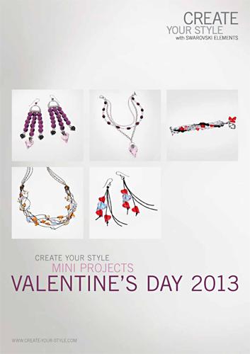 Swarovski Valentine's Day Designs 2013 | Swarovski Designs
