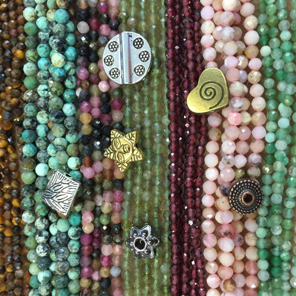 Stone and Pewter Trunk Show   Events Calendar